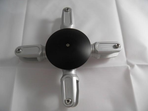 4 Blatt Rotorkopf - Bundle / ungedämpft