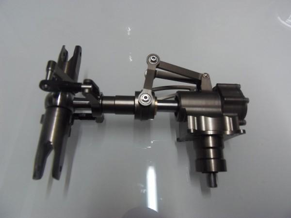 Heckgetriebe / Heckrotor Großmodell 2Blatt