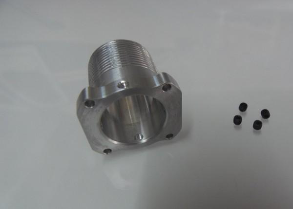 Heckrohr / Heckrotor Aufnahmeadapter für 1,8 Meter Getriebe