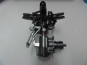 Heckgetriebe / Heckrotor Großmodell 5Blatt